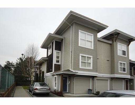 Main Photo: 25 7111 LYNNWOOD Drive in Richmond: Granville Townhouse for sale : MLS®# V688497