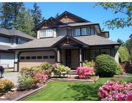"Main Photo: 8290 170TH Street in Surrey: Fleetwood Tynehead House for sale in ""Tynehead"" : MLS(r) # F2713491"