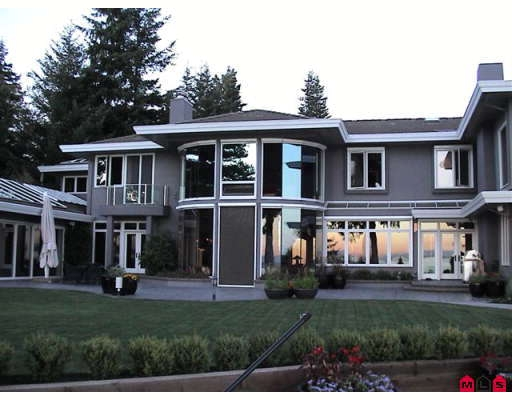Main Photo: Spectacular Ocean Front - 2189 123RD ST in White Rock: House for sale : MLS® # Spectacular Ocean Front