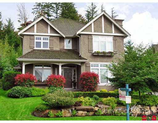 "Main Photo: 35505 DONEAGLE Place in Abbotsford: Abbotsford East House for sale in ""Eagle Mountain"" : MLS®# F2726139"