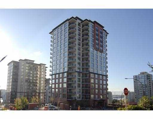 "Photo 1: 1606 814 ROYAL Avenue in New_Westminster: Downtown NW Condo for sale in ""The News North"" (New Westminster)  : MLS(r) # V697661"