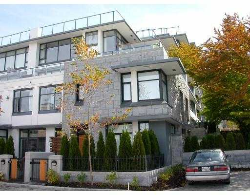 "Main Photo: 5988 CHANCELLOR MEWS BB in Vancouver: University VW Townhouse for sale in ""CHANCELLOR HALL"" (Vancouver West)  : MLS®# V656745"