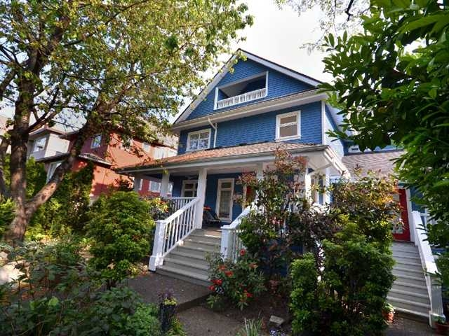 Main Photo: 2 46 W 12th Avenue in Vancouver: Mount Pleasant VW Townhouse for sale (Vancouver West)  : MLS(r) # V893598
