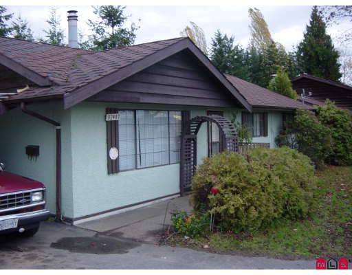 Main Photo: 32487 GEORGE FERGUSON Way in Abbotsford: Abbotsford West House for sale : MLS® # F2724011