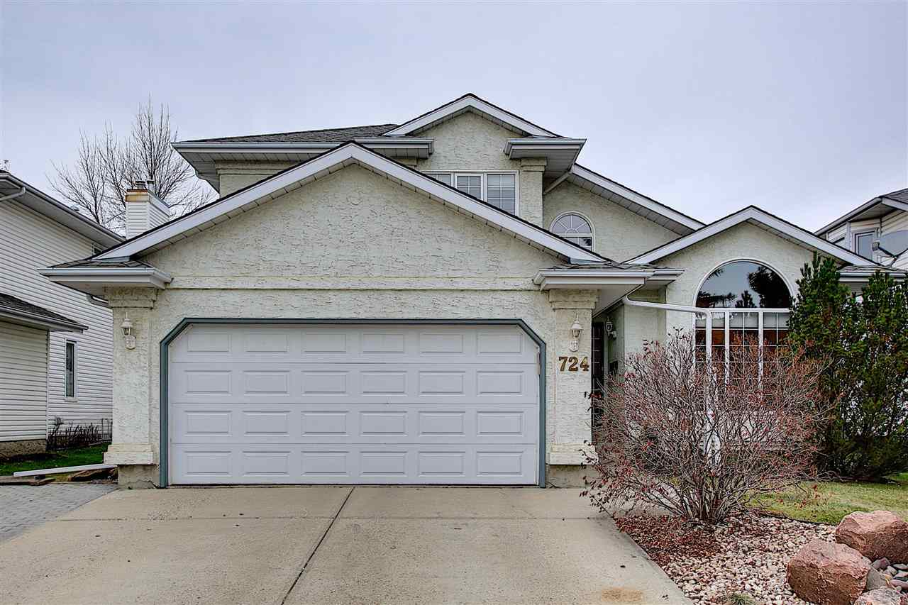 FEATURED LISTING: 724 REVELL Crescent Edmonton