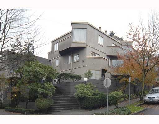 "Main Photo: 28 870 W 7TH Avenue in Vancouver: Fairview VW Townhouse for sale in ""LAUREL COURT"" (Vancouver West)  : MLS® # V794943"