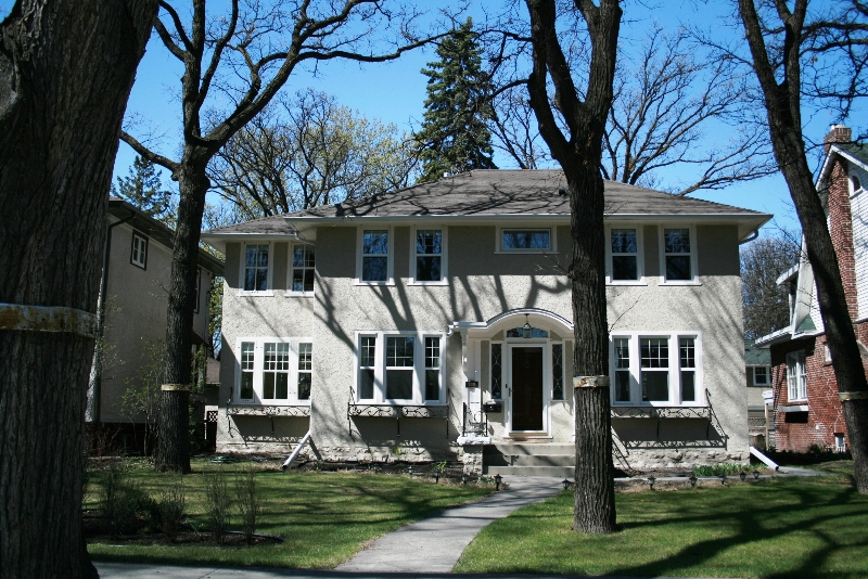 109 brock street river heights in winnipeg house single