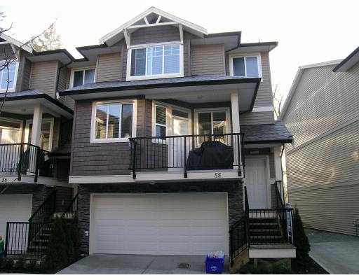 "Main Photo: 55 11720 COTTONWOOD Drive in Maple_Ridge: Cottonwood MR Townhouse for sale in ""COTTONWOOD GREEN"" (Maple Ridge)  : MLS® # V689430"