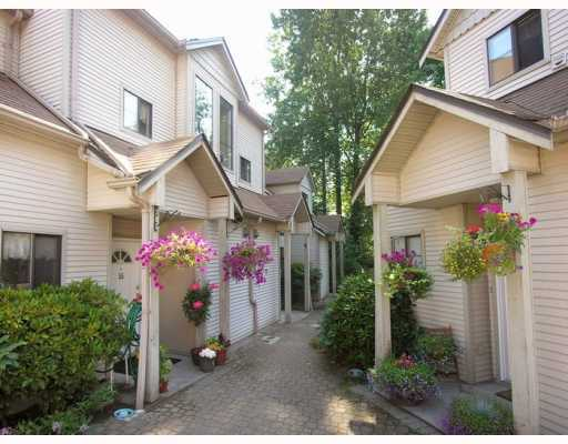 "Main Photo: 8 98 BEGIN Street in Coquitlam: Maillardville Townhouse for sale in ""LE PARC"" : MLS(r) # V794471"
