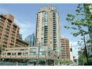 "Main Photo: 216 1189 Howe Street in Vancouver: Downtown VW Condo for lease in ""The Genesis Residence & Club"" (Vancouver West)"