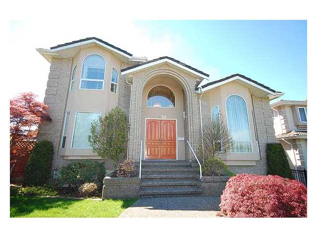 Main Photo: 7250 FRANCES Street in Burnaby: Simon Fraser Univer. House for sale (Burnaby North)  : MLS(r) # V893111