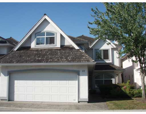 "Main Photo: 97 10000 FISHER Gate in Richmond: West Cambie Townhouse for sale in ""ALDERBRIDGE ESTATES"" : MLS(r) # V665281"
