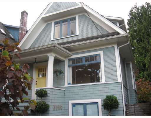 Main Photo: 826 E 30TH Avenue in Vancouver: Fraser VE House for sale (Vancouver East)  : MLS® # V678297