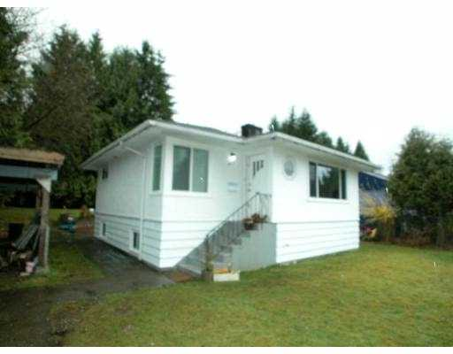 Main Photo: 3017 ST GEORGE Street in Port_Moody: Port Moody Centre House for sale (Port Moody)  : MLS® # V700513