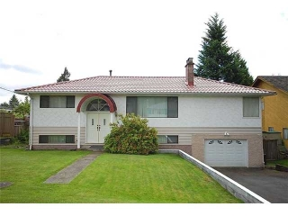 Main Photo: 600 Dansey Avenue in coquitlam: House  : MLS® # V837124