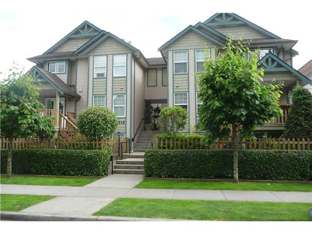 Main Photo: # 2 2212 ATKINS AV in Port Coquitlam: Central Pt Coquitlam Condo for sale : MLS(r) # V917398