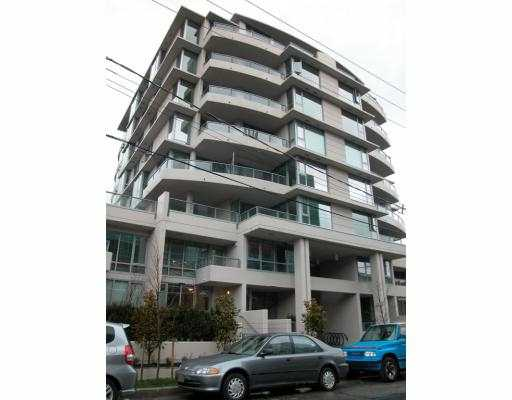"Main Photo: 503 587 W 7TH Avenue in Vancouver: Fairview VW Condo for sale in ""AFFINITI"" (Vancouver West)  : MLS(r) # V698799"