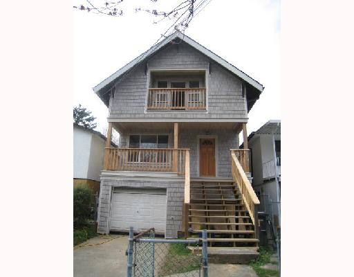 Main Photo: 1955 TEMPLETON Drive in Vancouver: Grandview VE House for sale (Vancouver East)  : MLS® # V703399