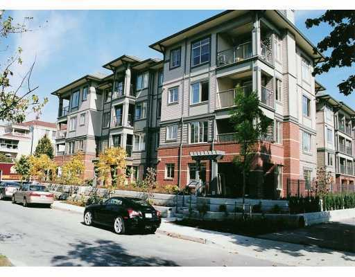 "Main Photo: 110 2468 ATKINS Avenue in Port_Coquitlam: Central Pt Coquitlam Condo for sale in ""THE BORDEAUX"" (Port Coquitlam)  : MLS® # V708771"