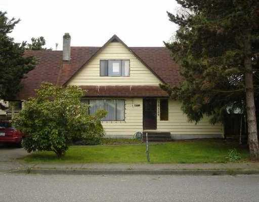 Main Photo: 10120 ALGONQUIN Drive in Richmond: McNair House for sale : MLS® # V640708
