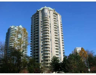 "Main Photo: 805 6188 PATTERSON Avenue in Burnaby: Metrotown Condo for sale in ""WIMBLETON CLUB"" (Burnaby South)  : MLS® # V677070"