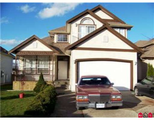 Main Photo: 31627 PINNACLE Place in Abbotsford: Abbotsford West House for sale : MLS® # F2806494