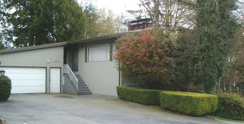 Main Photo: 1650 Fell Avenue in Burnaby: Parkcrest House for sale (Burnaby North)  : MLS(r) # V93005725