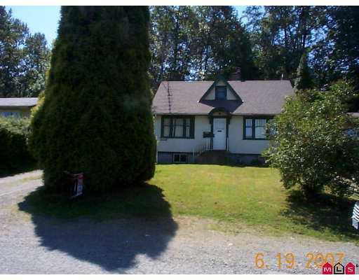 Main Photo: 33740 MOREY Avenue in Abbotsford: Central Abbotsford House for sale : MLS® # F2716610