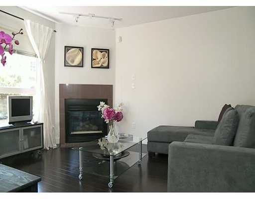 Main Photo: 107 1195 W 8TH AV in Vancouver: Fairview VW Townhouse for sale (Vancouver West)  : MLS® # V599925