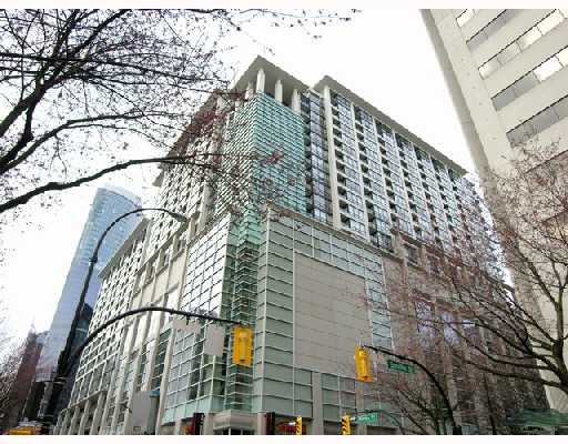 Main Photo: 1413 938 SMITHE Street in Vancouver: Downtown VW Condo for sale (Vancouver West)  : MLS(r) # V700632