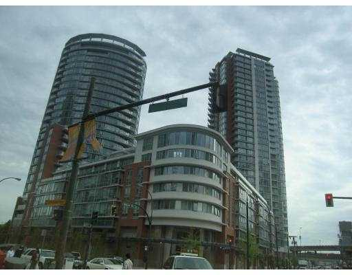 "Main Photo: 806 688 ABBOTT Street in Vancouver: Downtown VW Condo for sale in ""FIRENZE - TOWER II"" (Vancouver West)  : MLS® # V656581"