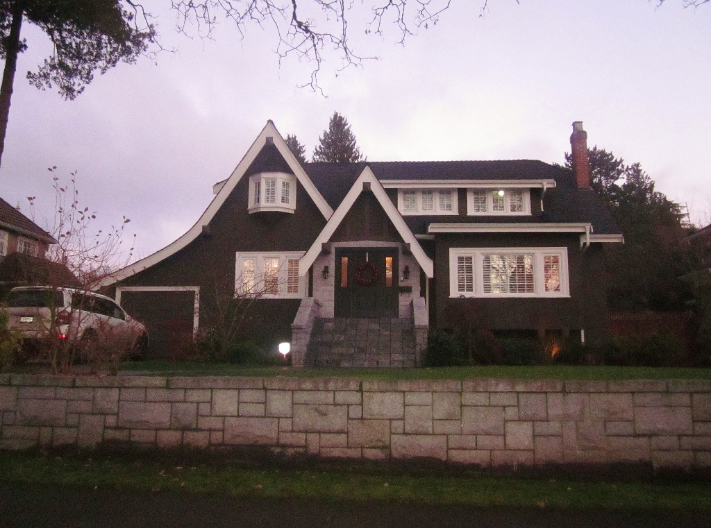 Main Photo: 6608 ADERA Street in vancouver: South Granville House for sale (Vancouver West)