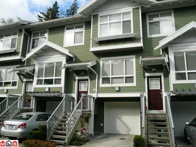 Main Photo: # 121 15168 36TH AV in Surrey: Condo for sale (South Surrey White Rock)  : MLS®# F1023354