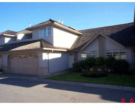 "Main Photo: 66 8560 162ND ST in Surrey: Fleetwood Tynehead Townhouse for sale in ""Lakewood Green"" : MLS® # F2620085"