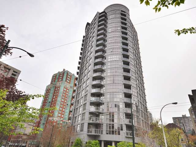 Main Photo: 1205 1050 SMITHE Street in Vancouver: West End VW Condo for sale (Vancouver West)  : MLS®# V820853