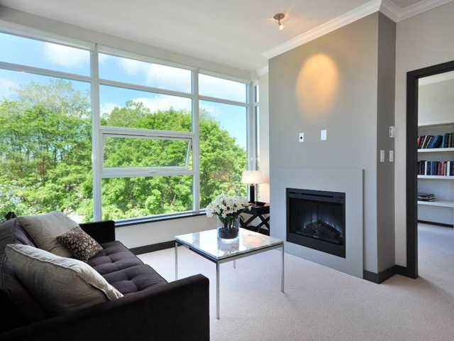 "Main Photo: # 501 1088 W 14TH AV in Vancouver: Fairview VW Condo for sale in ""COCO on Spruce"" (Vancouver West)  : MLS® # V840597"