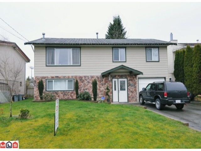 Main Photo: 7687 JUNIPER ST in Mission: Mission BC House for sale : MLS(r) # F1120098