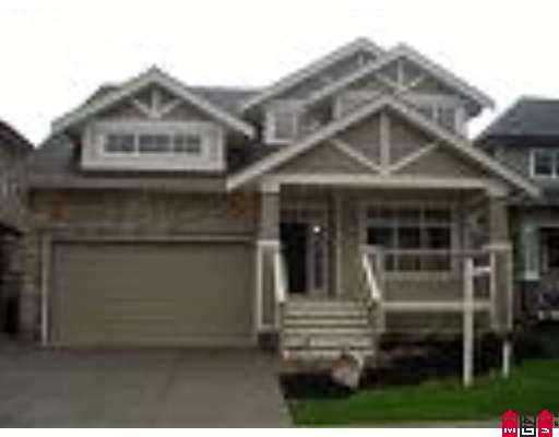 "Main Photo: 20050 74TH Avenue in Langley: Willoughby Heights House for sale in ""Jerico Ridge"" : MLS® # F2726524"