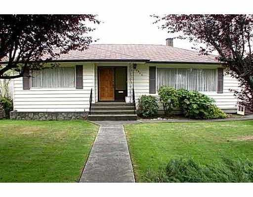 Main Photo: 5970 HALIFAX Street in Burnaby: Parkcrest House for sale (Burnaby North)  : MLS(r) # V695286