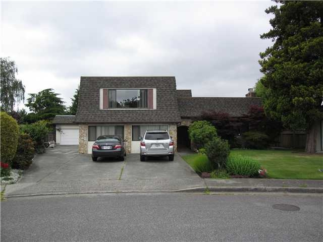 Main Photo: 7591 Barkerville Court in Richmond: House for sale : MLS® # V839086