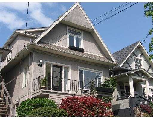 Main Photo: 4217 JOHN Street in Vancouver: Main House for sale (Vancouver East)  : MLS® # V648125