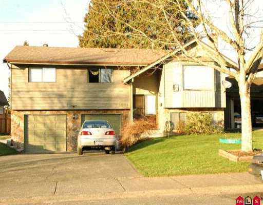 Main Photo: 14889 95TH AV in Surrey: Fleetwood Tynehead House for sale : MLS®# F2602048