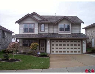 "Main Photo: 8263 MELBURN Drive in Mission: Mission BC House for sale in ""COLLEGE HEIGHTS"" : MLS® # F2705365"