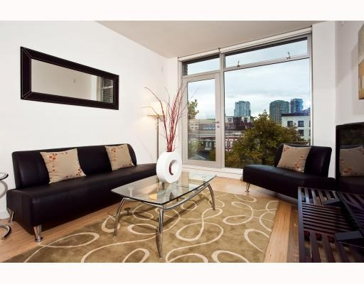 Main Photo: 606-36 Water Street in Vancouver: Downtown VW Condo for sale (Vancouver West)  : MLS® # V795885