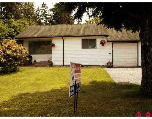 Main Photo: 15346 20A Avenue in White_Rock: King George Corridor House for sale (South Surrey White Rock)  : MLS® # F2715479