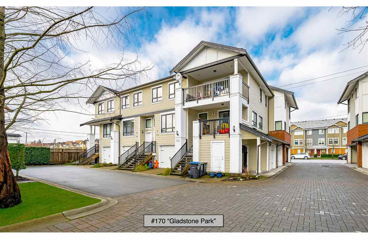 FEATURED LISTING: 170 - 1130 EWEN Avenue New Westminster