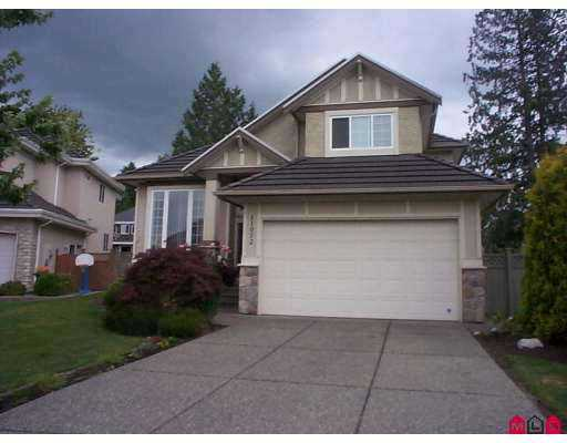 Main Photo: 11072 158B ST in Surrey: Fraser Heights House for sale (North Surrey)  : MLS(r) # F2616049