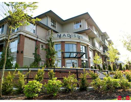 "Main Photo: 112 1787 154TH Street in White Rock: King George Corridor Condo for sale in ""MADISON"" (South Surrey White Rock)  : MLS®# F2712777"