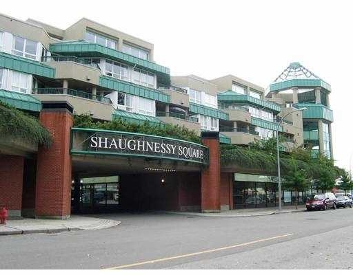 "Main Photo: # A417 2099 LOUGHEED HY in Port Coquitlam: Glenwood PQ Condo for sale in ""SHAUGHNESSY SQUARE"" : MLS®# V650674"