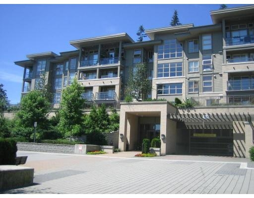 Main Photo: # 101 9329 UNIVERSITY CR in Burnaby: Condo for sale : MLS® # V661142